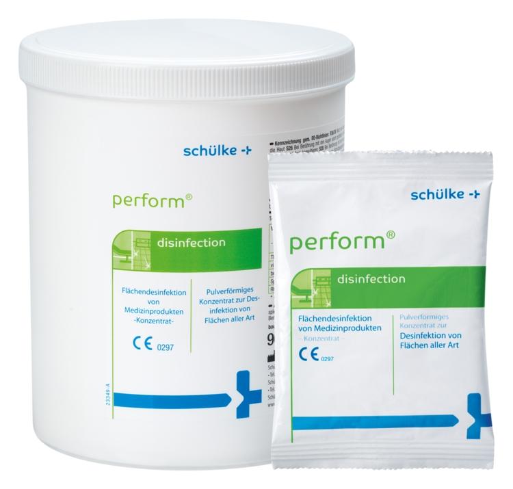 perform - Flächendesinfektionsgranulat