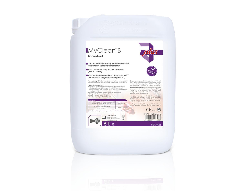MaiMed MyClean B Bohrerbad - Instrumentendesinfektionslösung