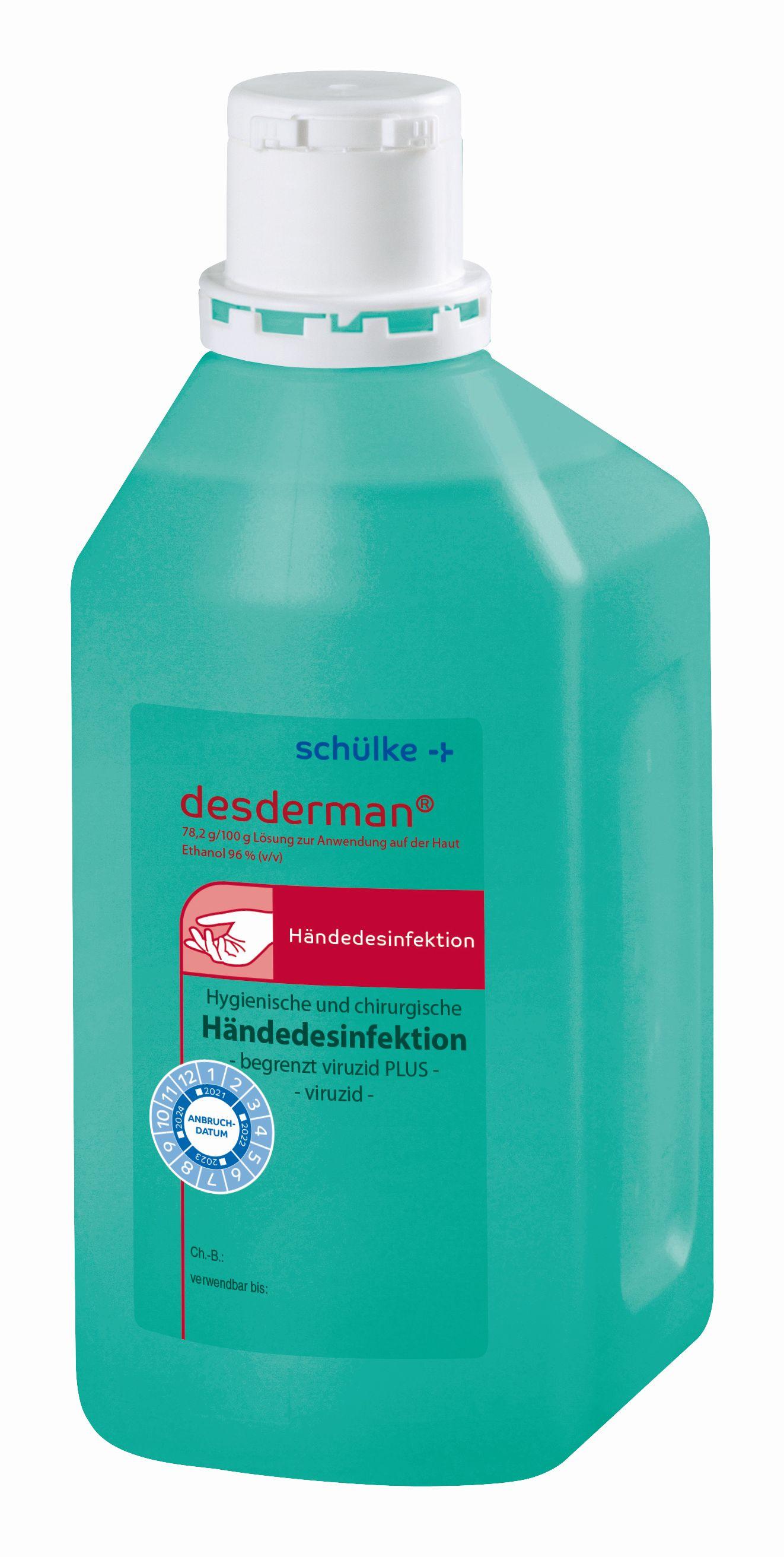 desderman - Händedesinfektionsmittel