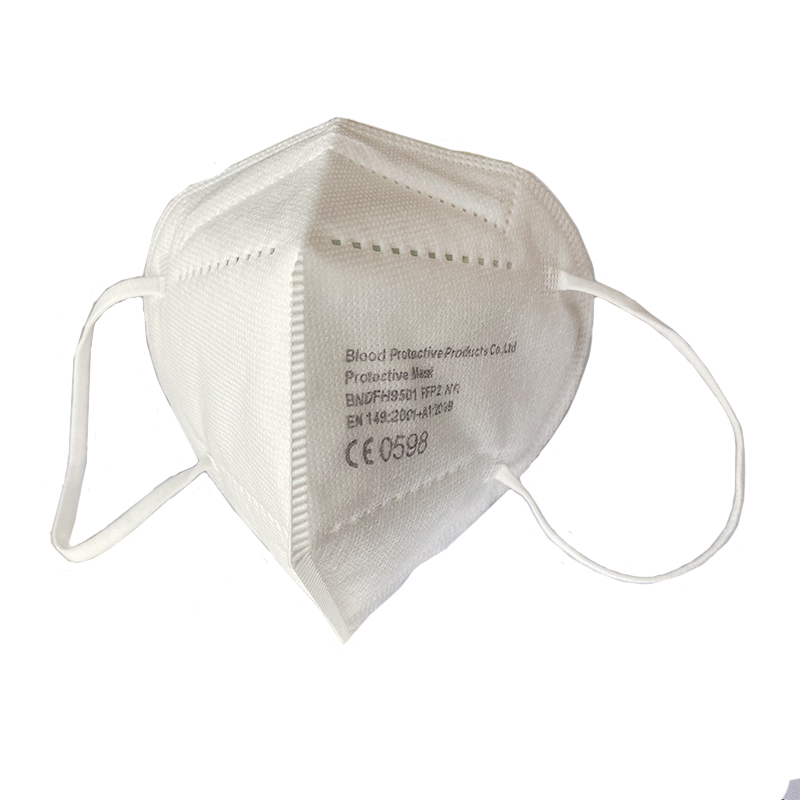 ZINNZ - FFP 2 Atemschutzmaske ohne Ventil
