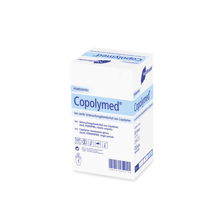 Copolymed - Untersuchungshandschuhe aus Copolymer steril