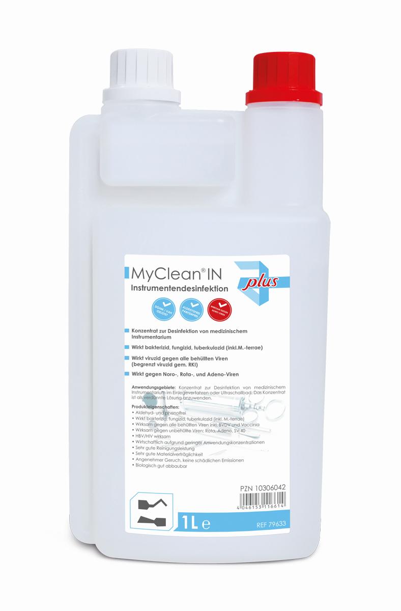 MaiMed MyClean IN - Instrumentendesinfektionkonzentrat