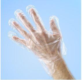PE-Handschuhe im Beutel | Herren