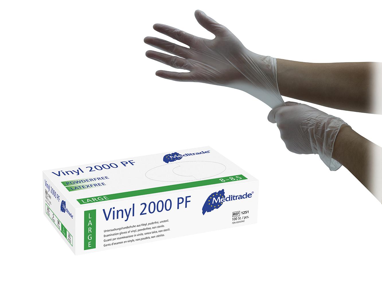 Produktbild Meditrade Vinyl 2000PF