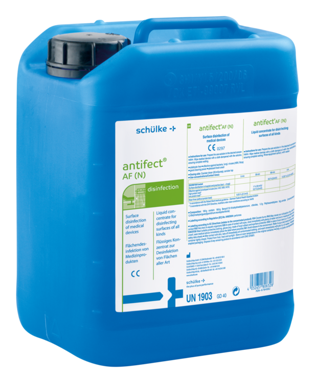 antifect n liquid - Flächendesinfektionsmittel