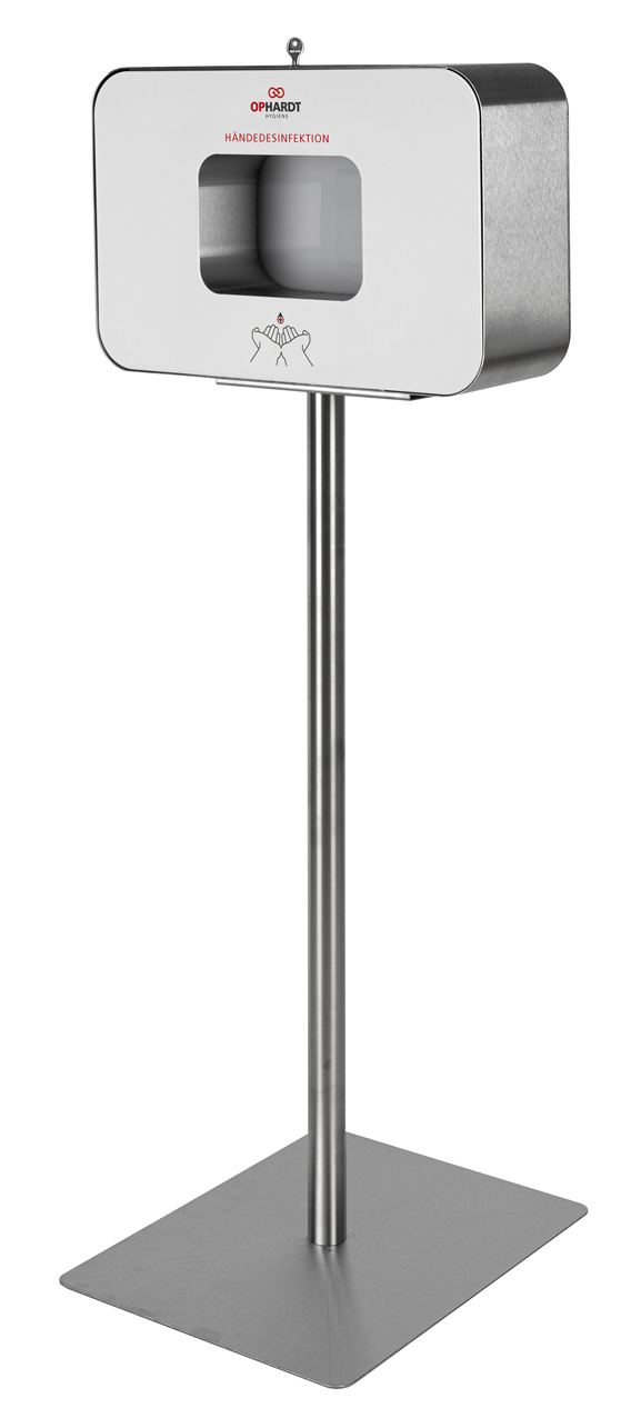 CV-Säule S 120cm Höhe | nur für PRAESIDIO Spender