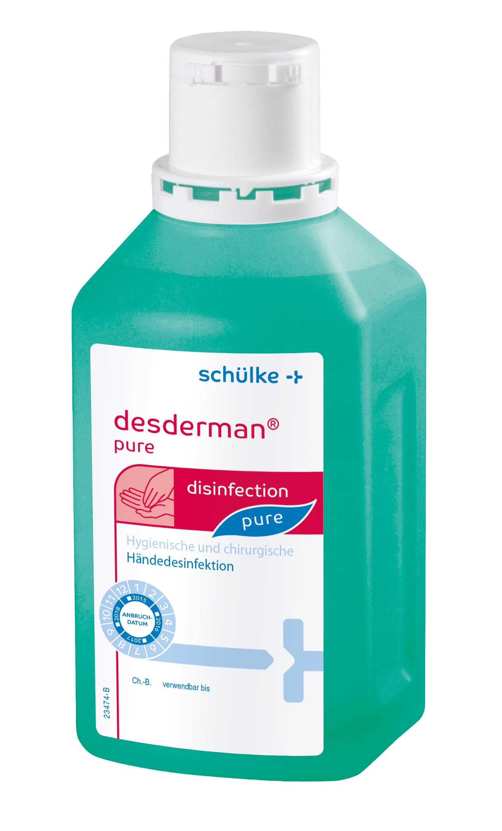 desderman pure - Händedesinfektionsmittel