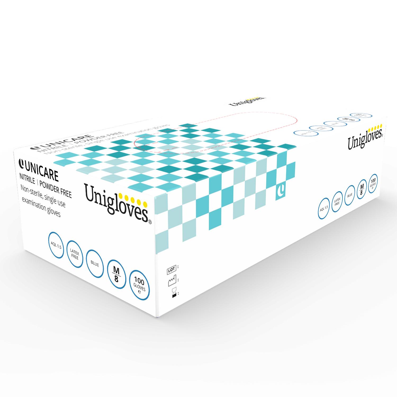 Unigloves UNICARE - Nitrilhandschuhe