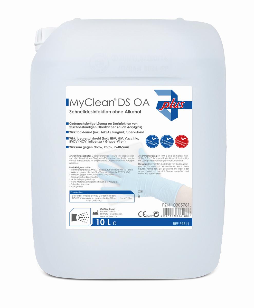 MaiMed MyClean DS OA - Flächendesinfektionsmittel