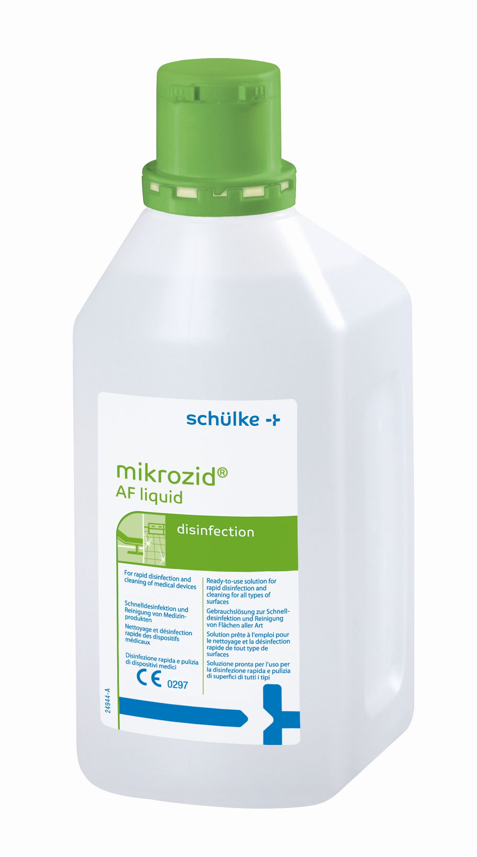 mikrozid AF liquid - Flächendesinfektionsmittel