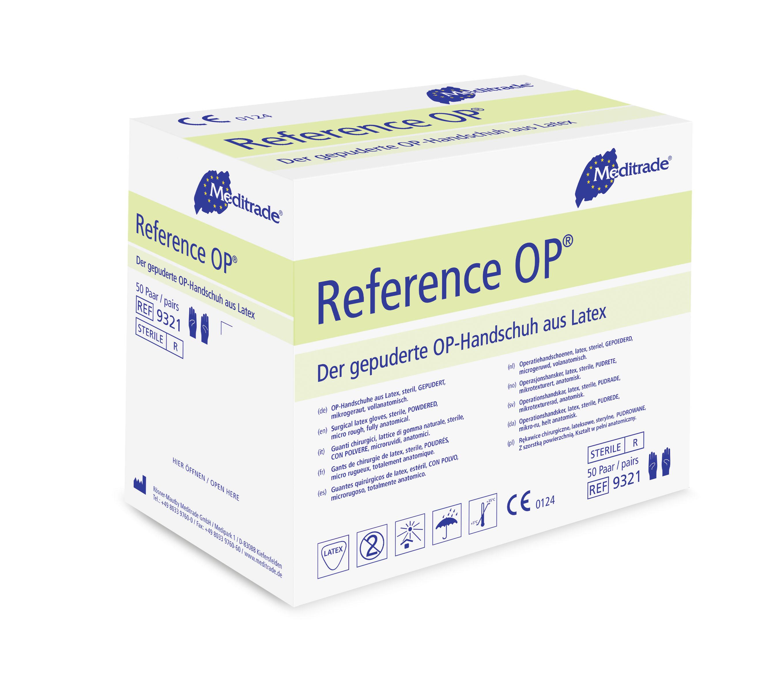 Reference OP - Latexhandschuhe gepudert