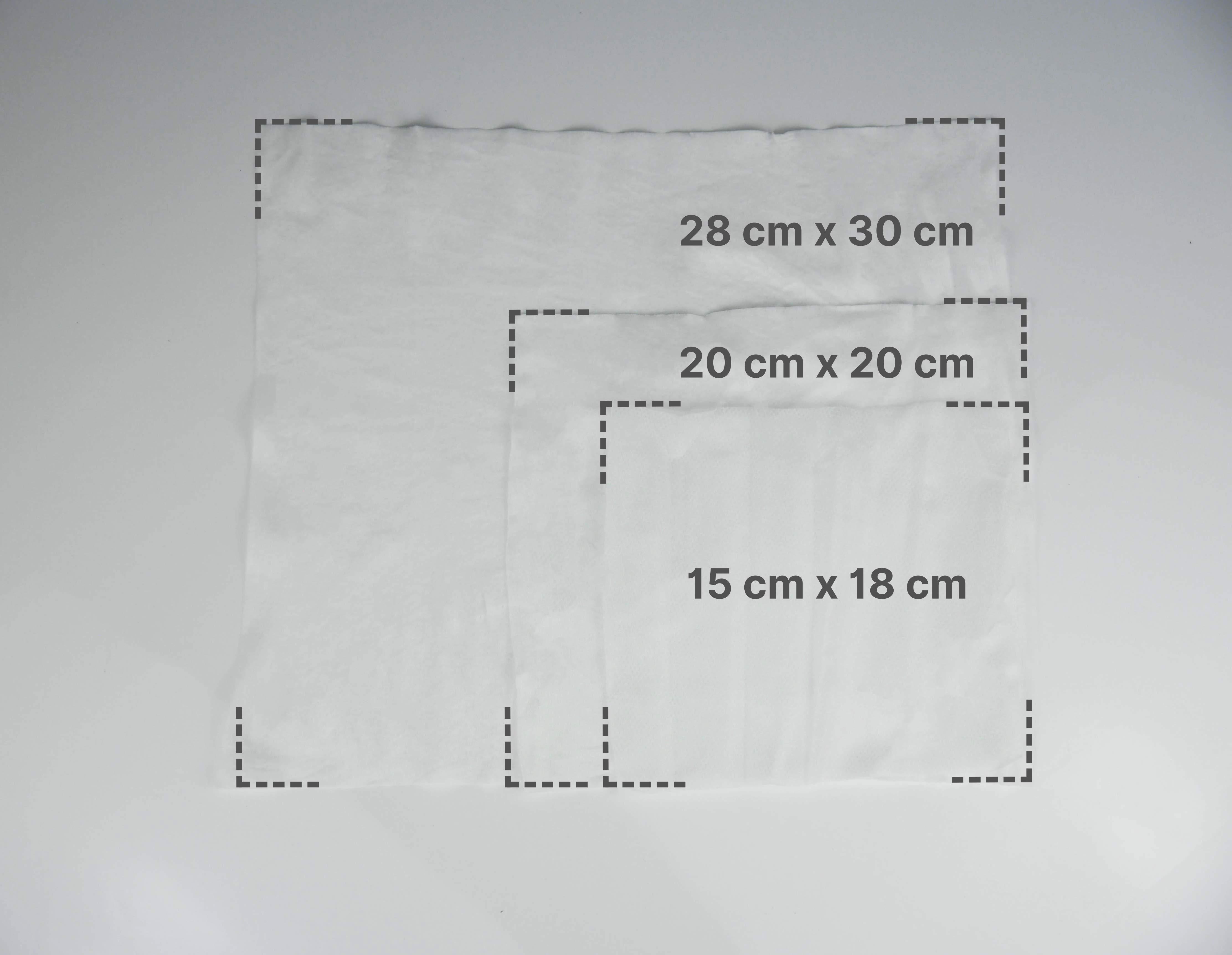 Medizid Rapid QF - Desinfektionstücher im Flowpack