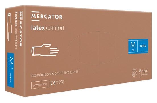 MERCATOR latex comfort - Latexhandschuhe