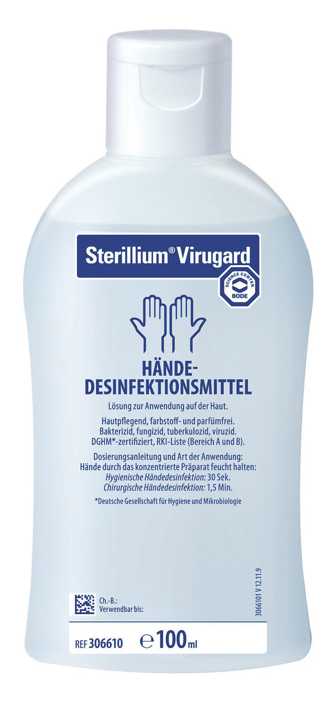 Sterillium Virugard - Händedesinfektionsmittel