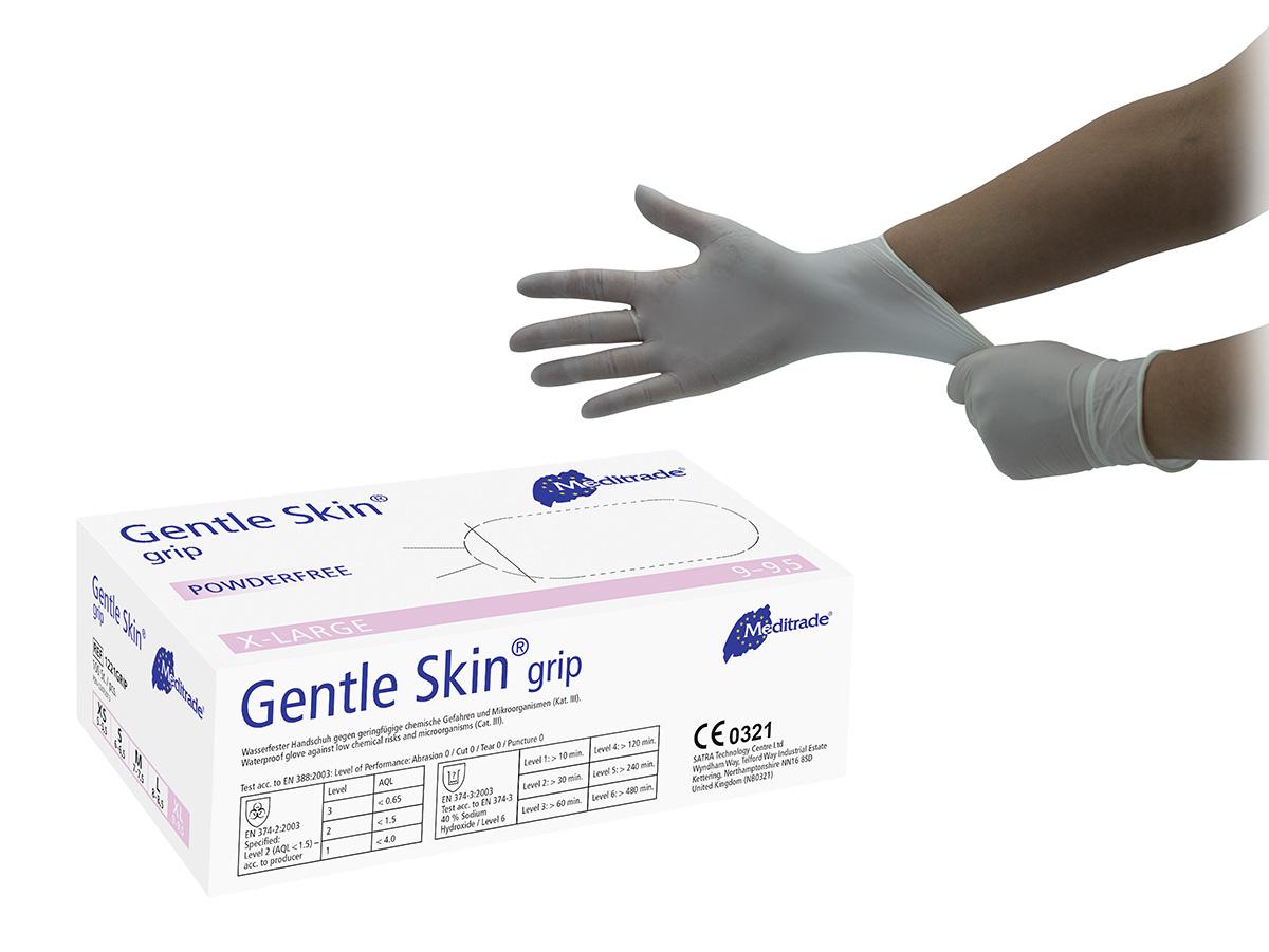 Produktbild Meditrade Gentle Skin Grip